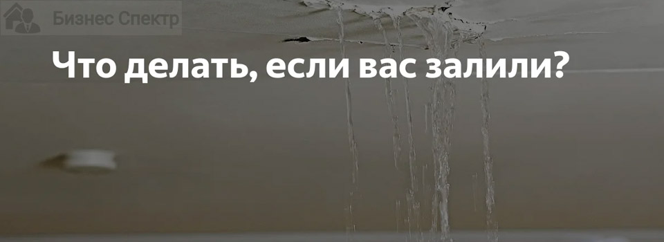 Оценка ущерба после залива Брянск